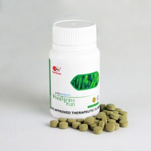 Skywheat Wheatgrass Plus (200 Tablets) | Wheatgrass C.A.N.