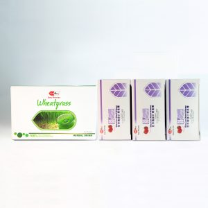Wheatgrass 66s + So Easy Colon Cleanse | Wheatgrass C.A.N. International