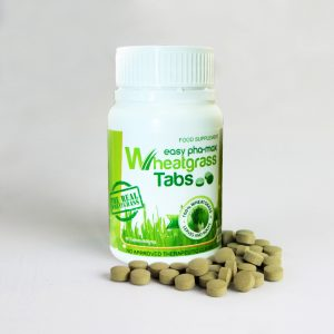 Wheatgrass Tabs (60 Tablets) | Wheatgrass C.A.N. International Inc.